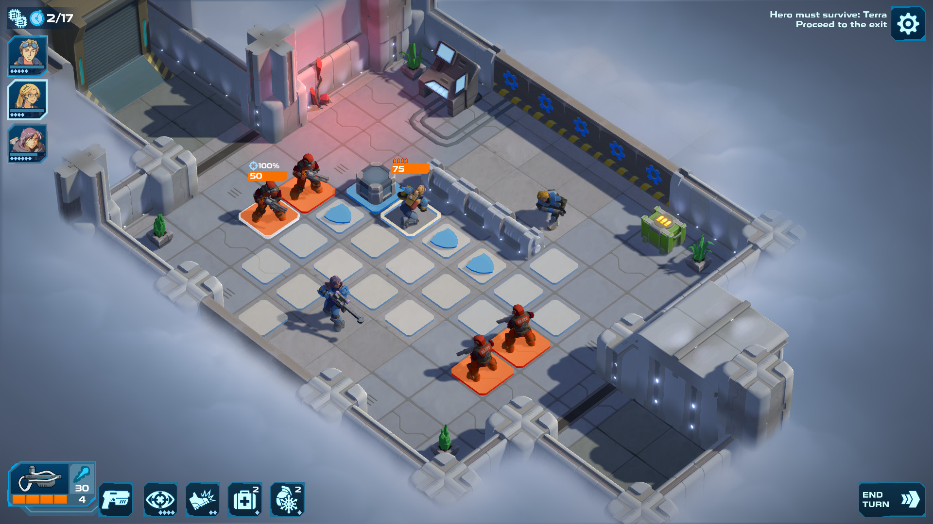 Game image Spaceland