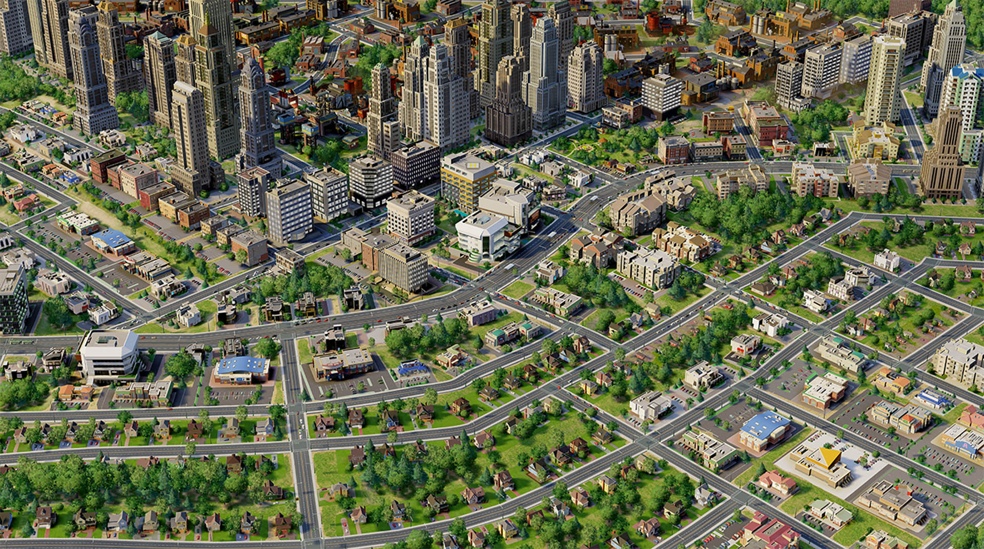 Sim City Game - Android, Mac, PC and iOS - Parents Guide
