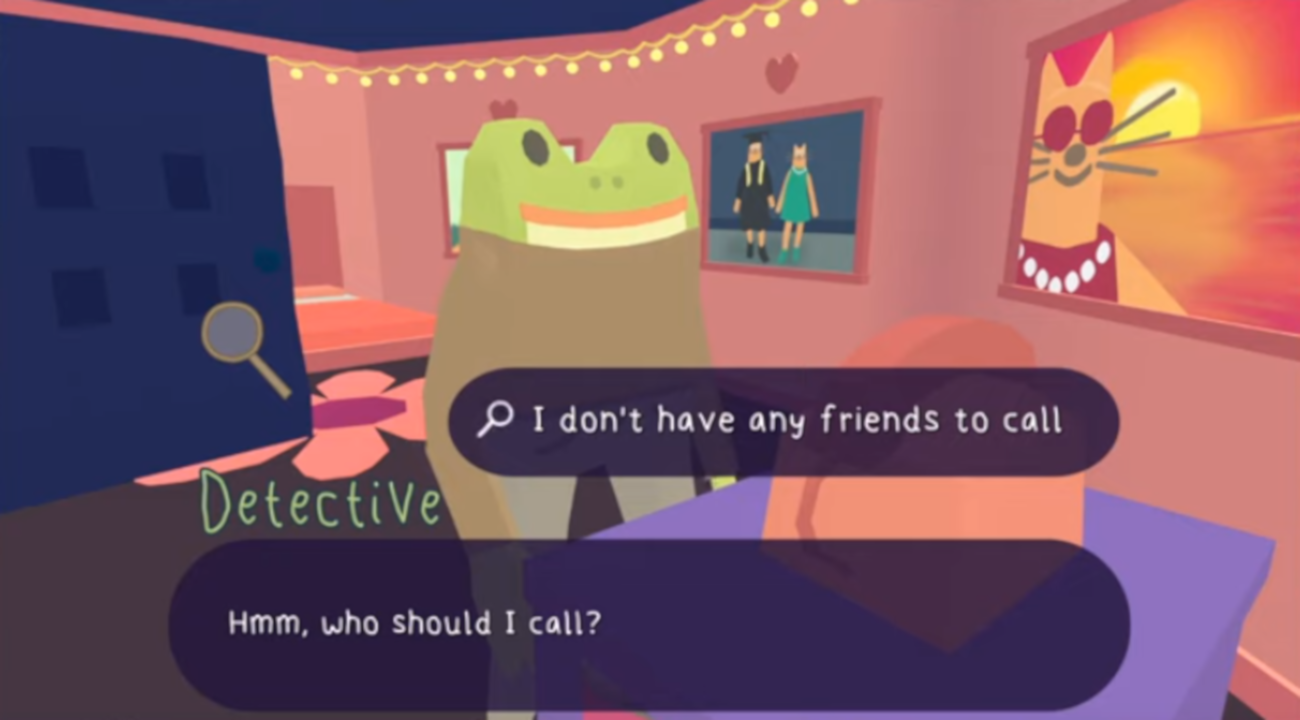Game image Frog Detective