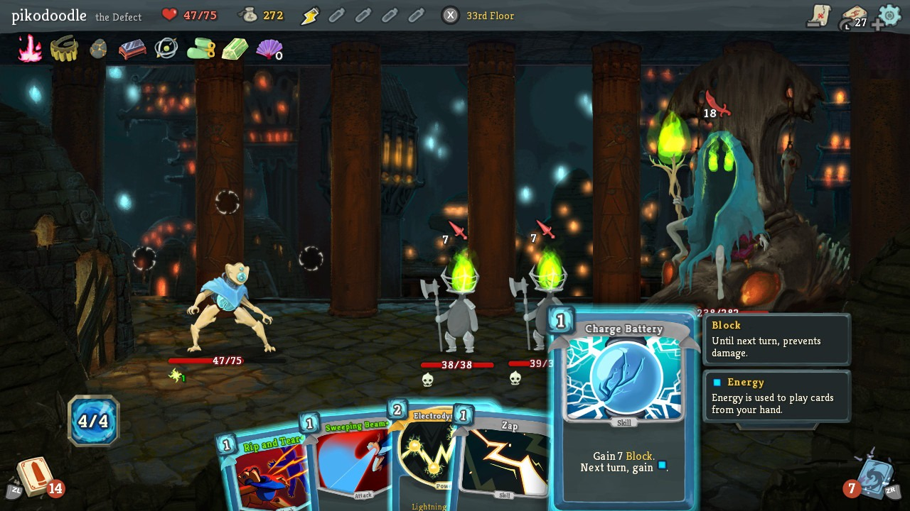 Game image Slay the Spire