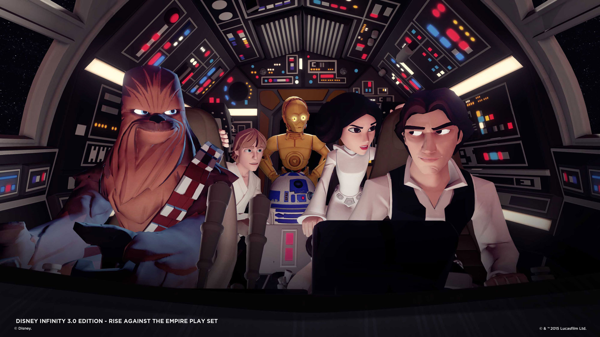 Game image Disney Infinity