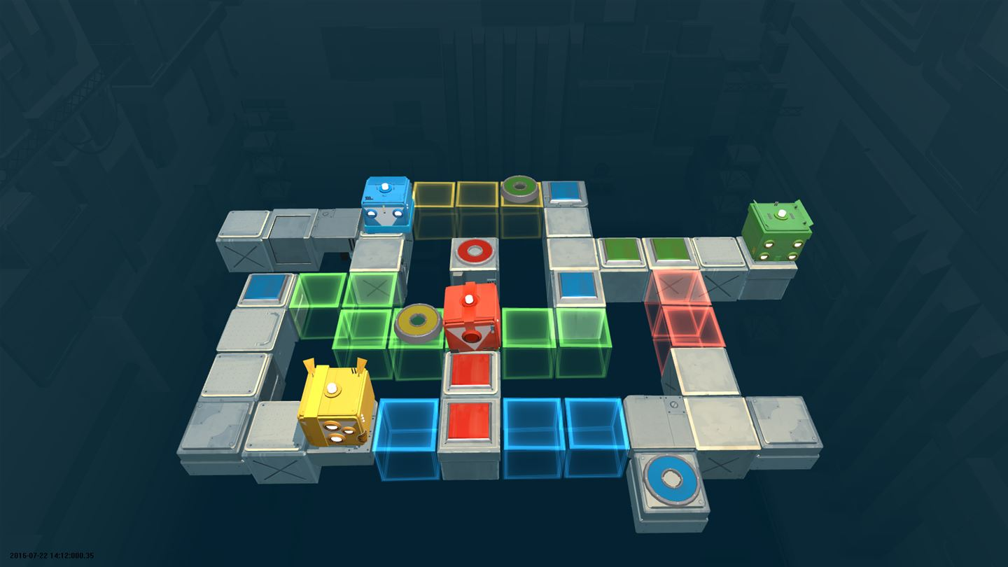 Game image Death Squared