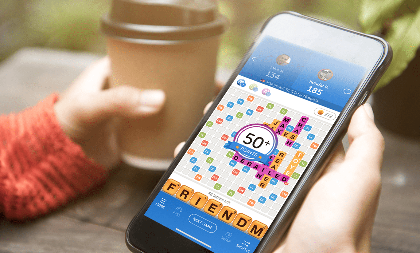 Game image Words With Friends