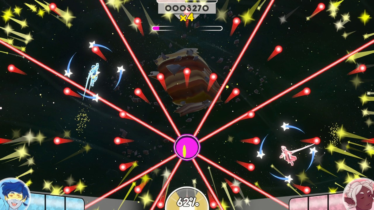 Game image StarCrossed