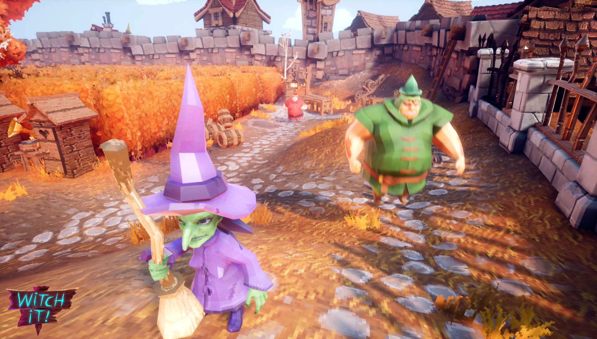 Game image Witch It