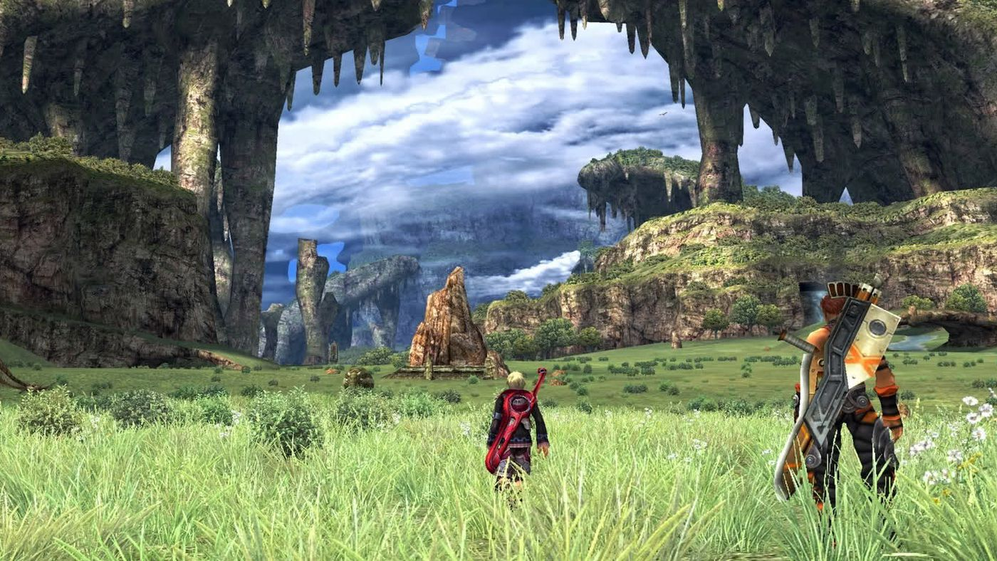 Game image Xenoblade Chronicles