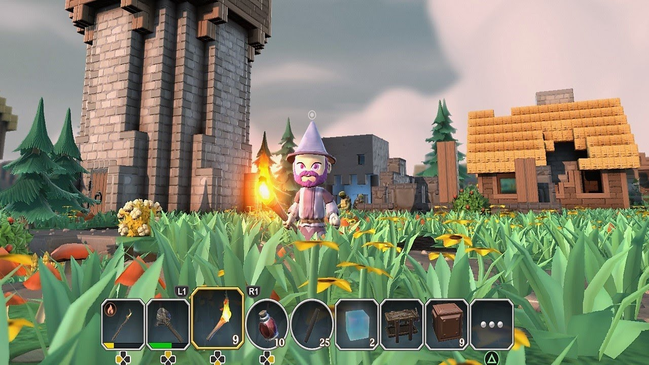 Game image Portal Knights