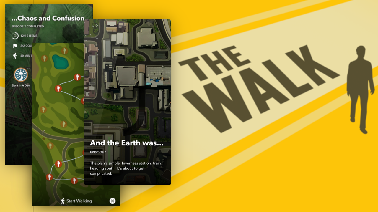 Game image The Walk