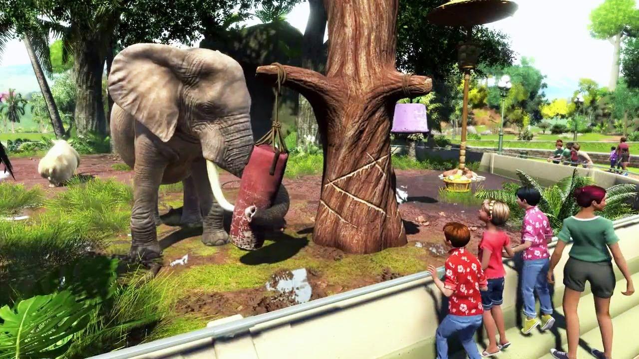 Game image Zoo Tycoon
