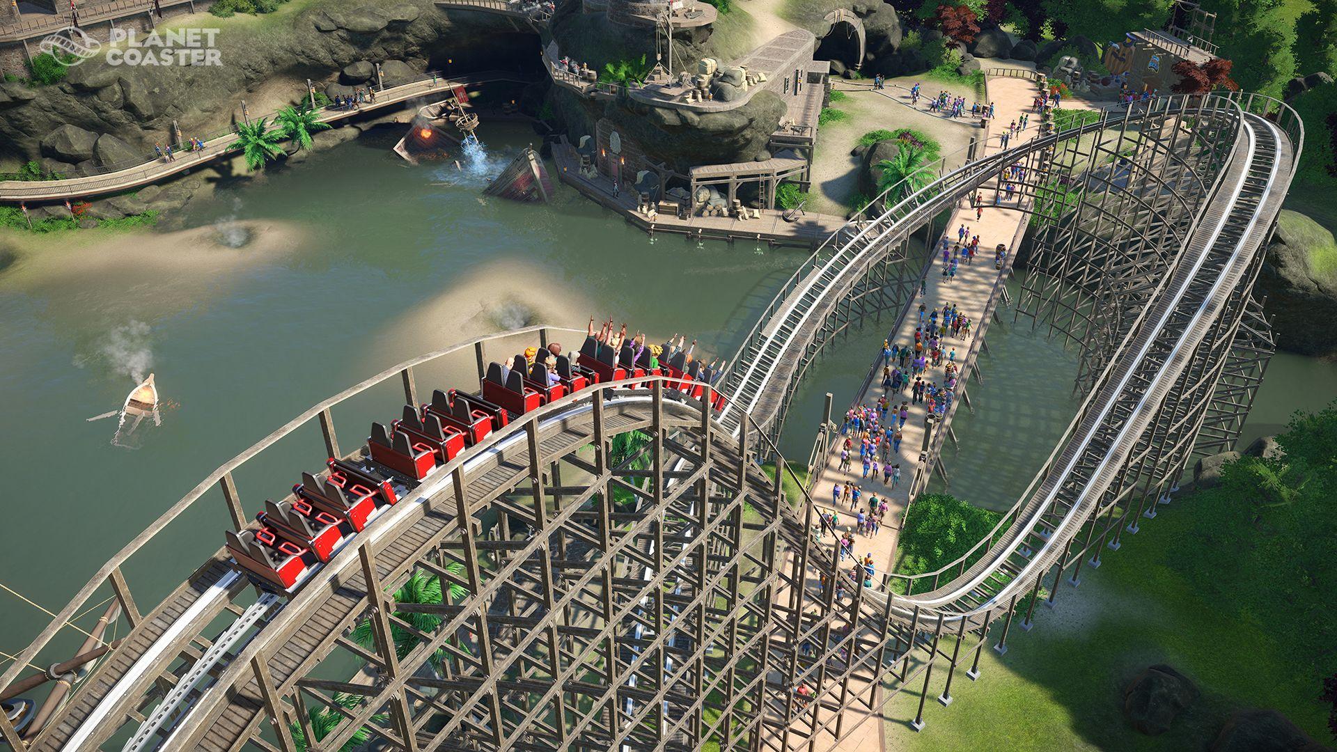 Game image Planet Coaster