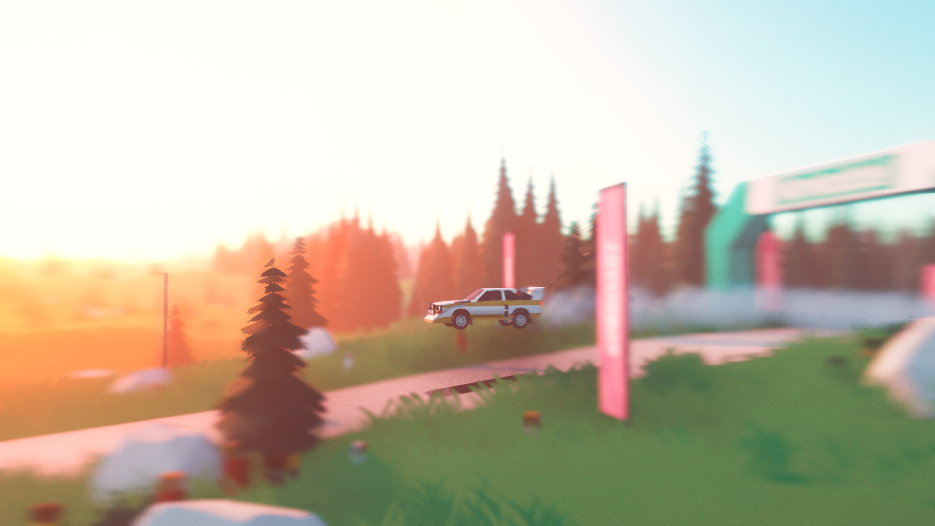 Game image Art Of Rally