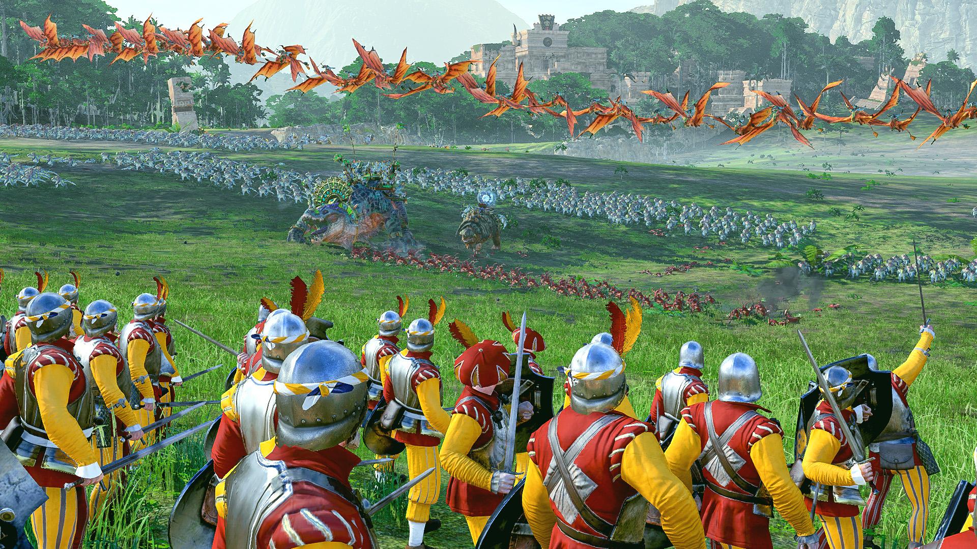 Game image Total War