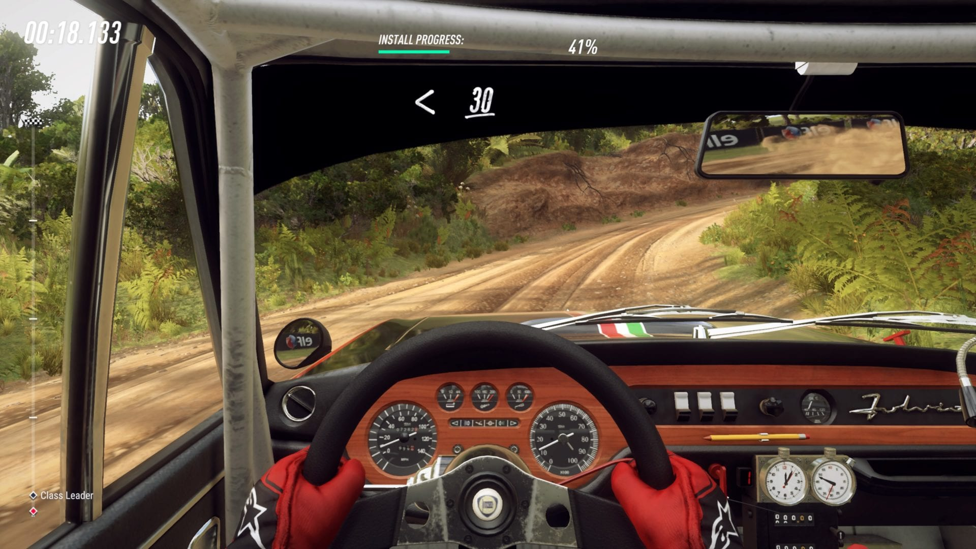 Game image Dirt Rally