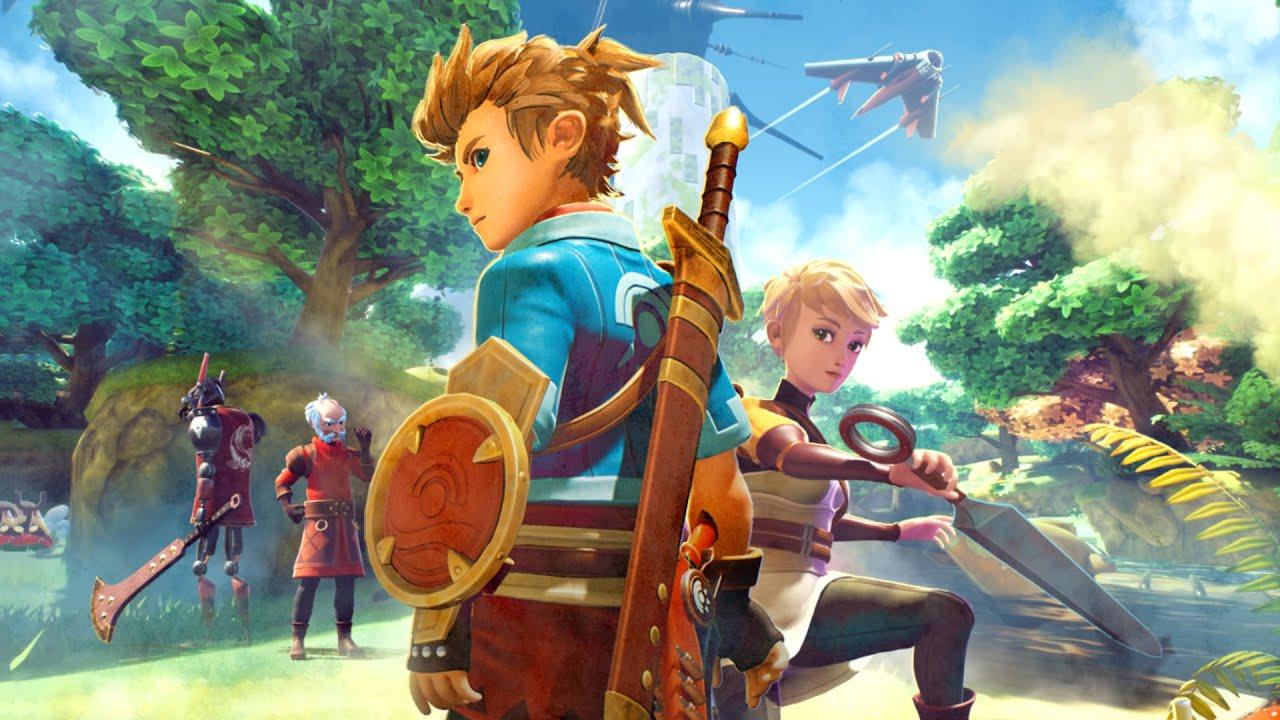 Game image Oceanhorn