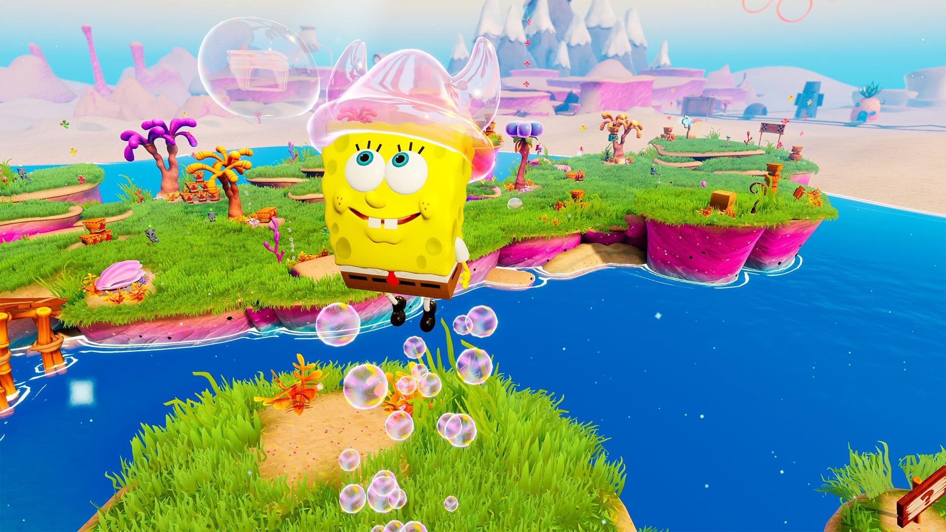 Game image SpongeBob SquarePants Battle for Bikini Bottom