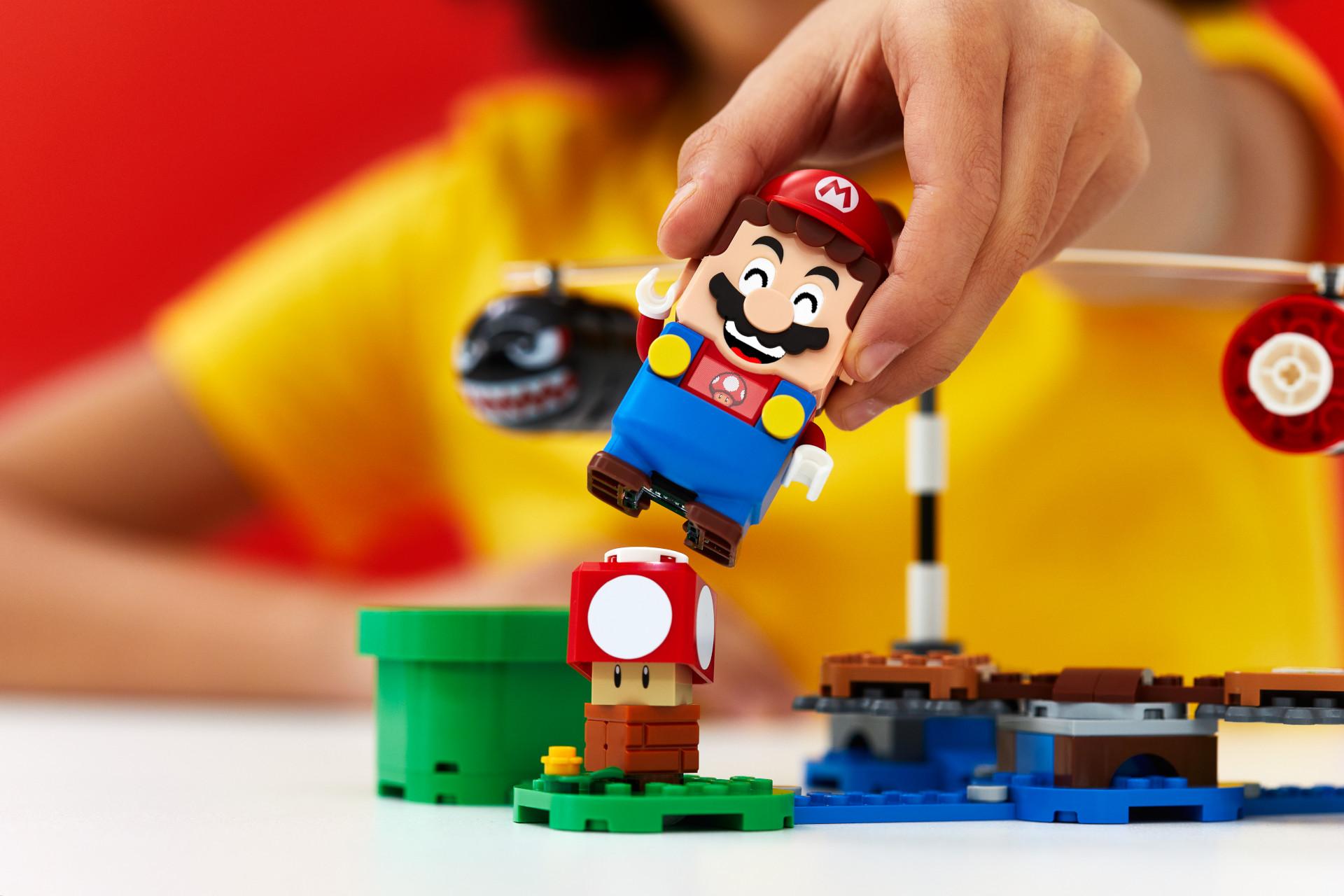 Game image Lego Super Mario