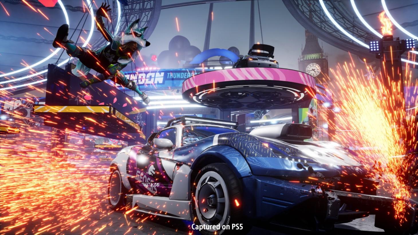Game image Destruction AllStars