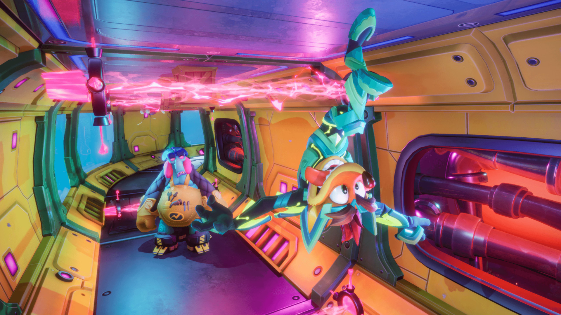 Game image Crash Bandicoot