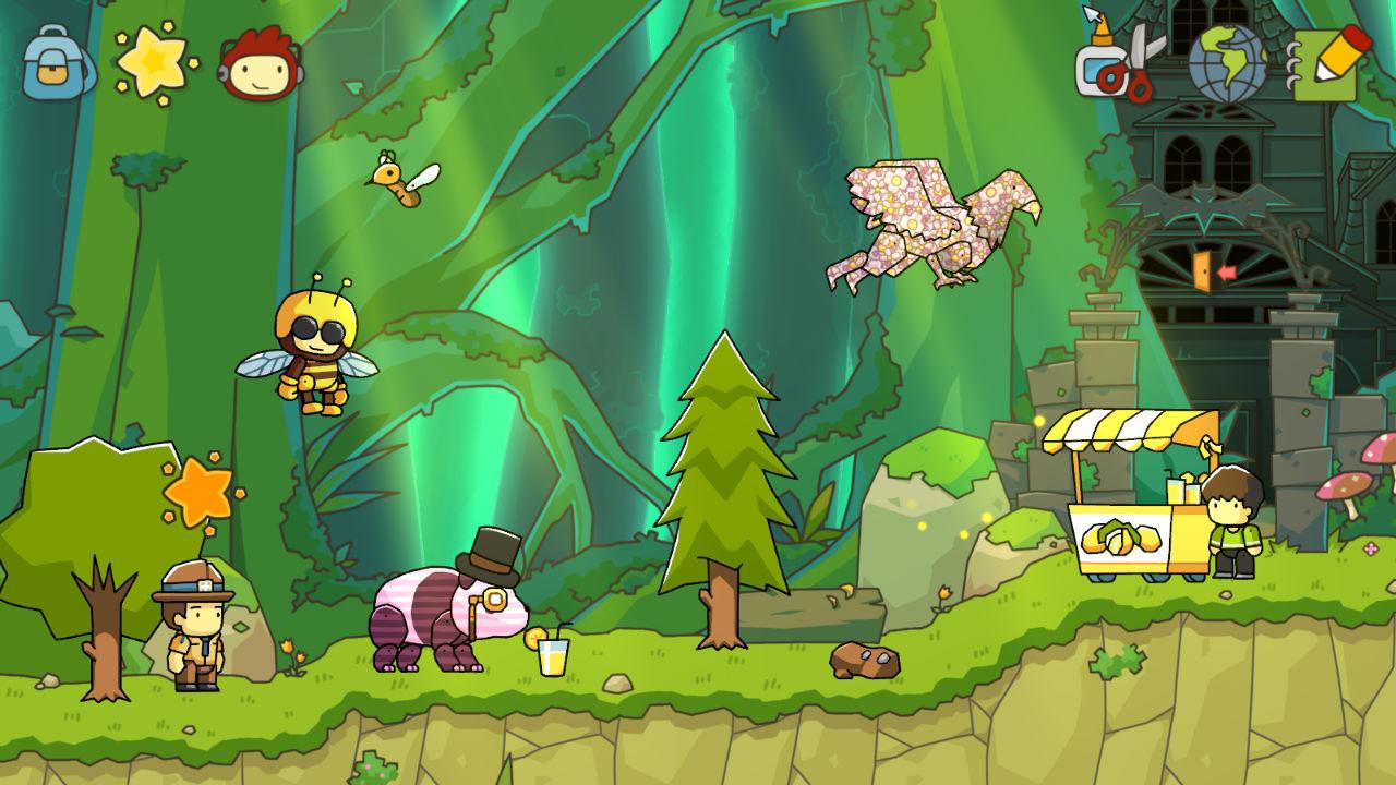 Game image Scribblenauts