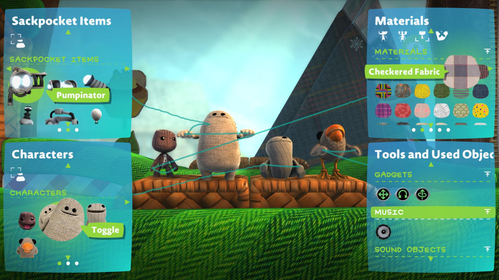 Game image LittleBigPlanet