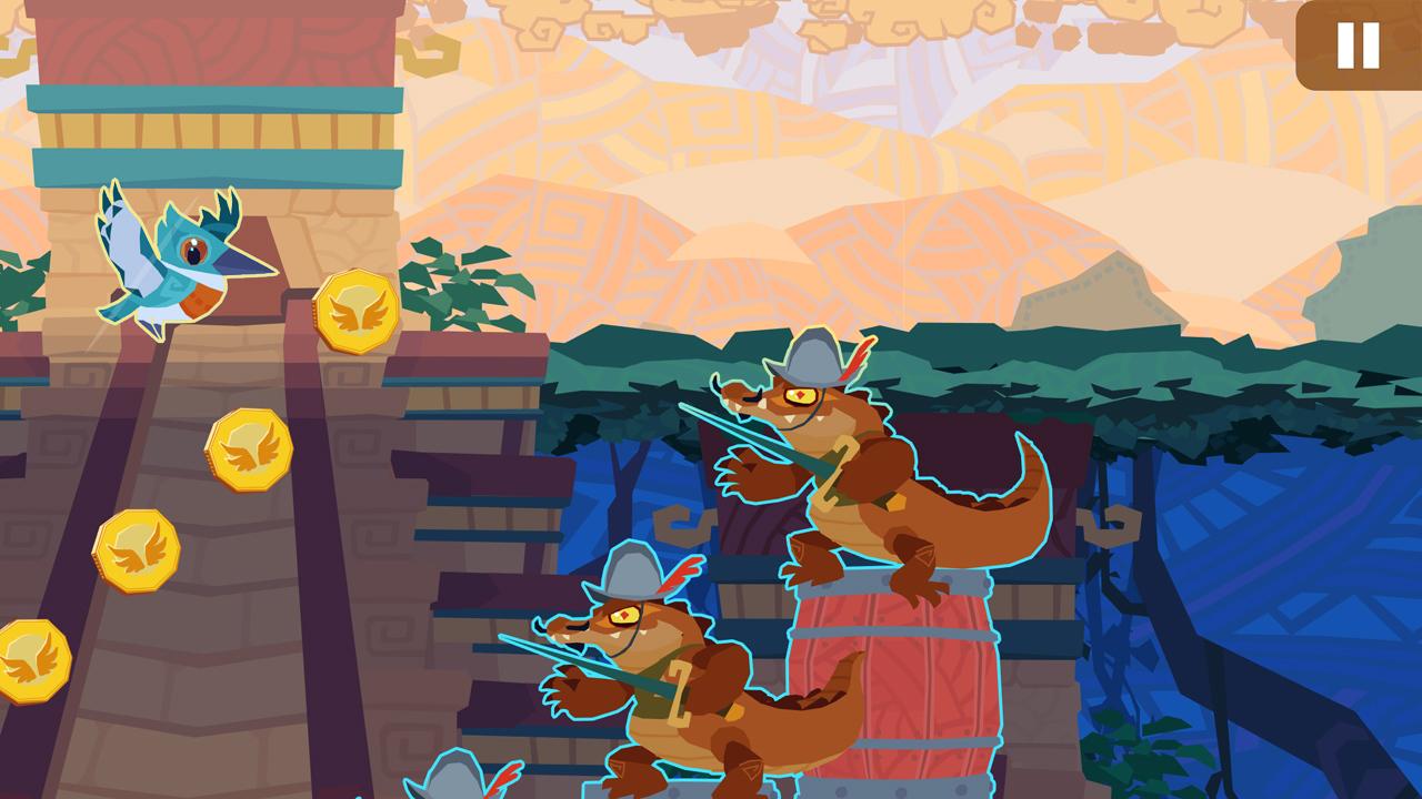 Game image Fledgling Heroes