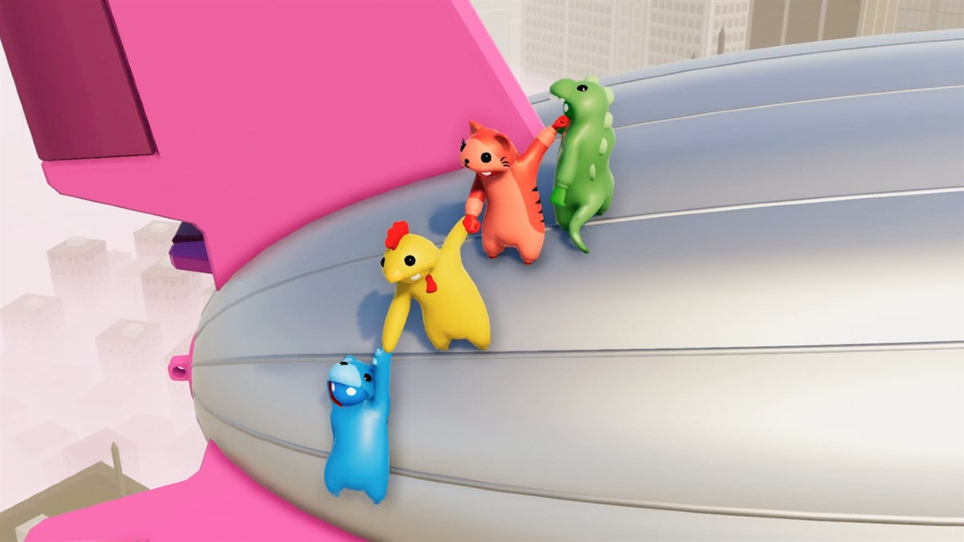 Game image Gang Beasts