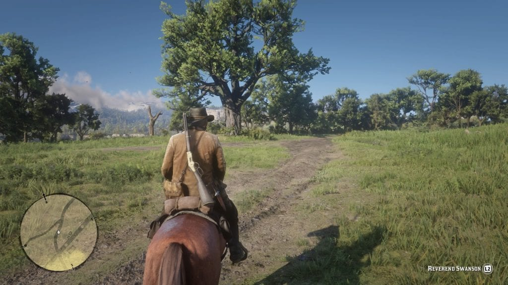 Game image Red Dead Redemption 2