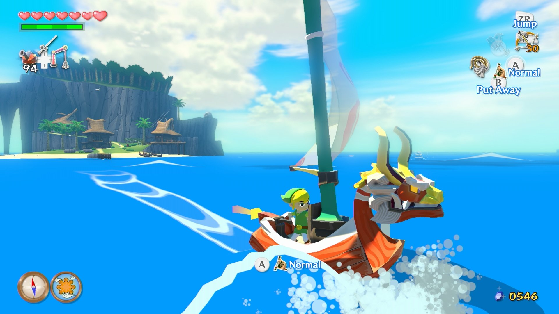 Game image The Legend of Zelda The Wind Waker
