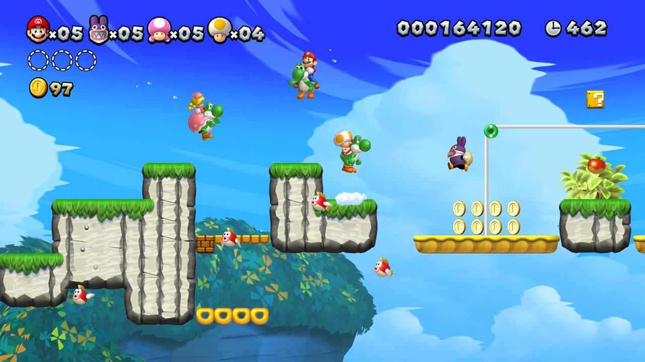 New Super Mario Bros U Guide Nintendo Switch And Nintendo Wii U