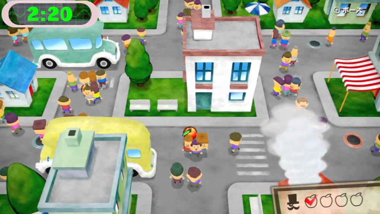 Game image Game Wario