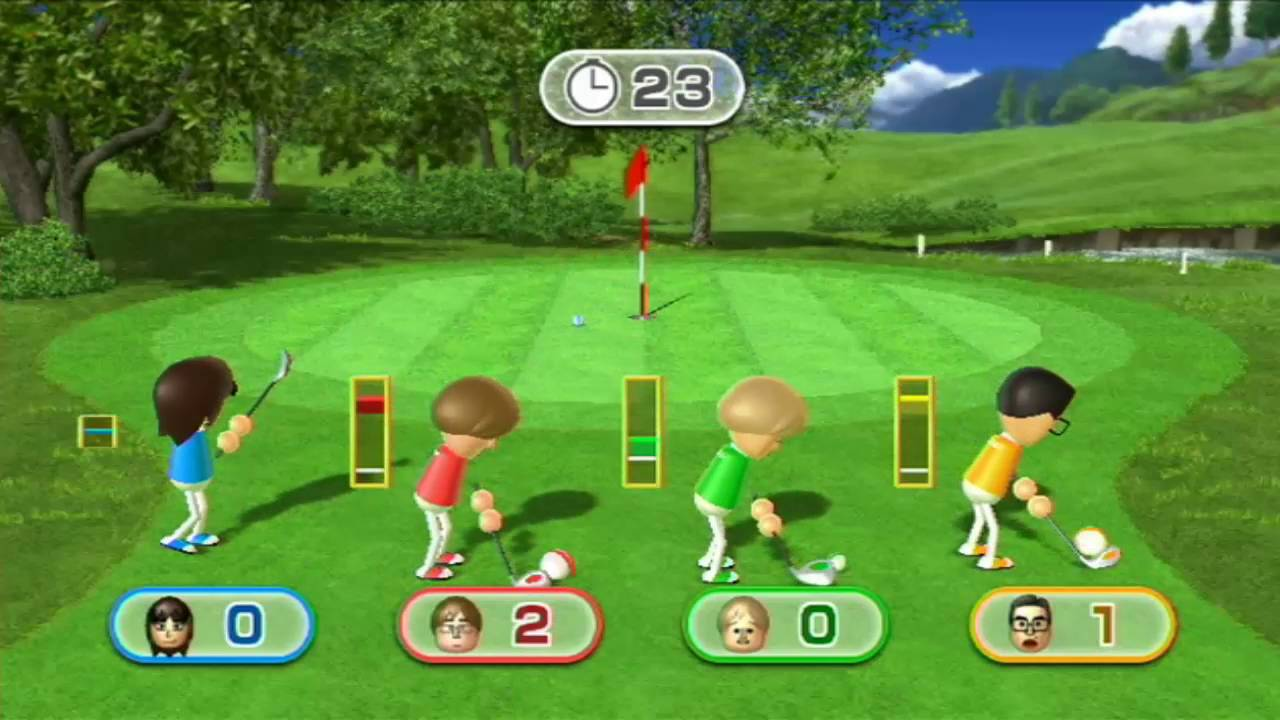 Game image Wii Party