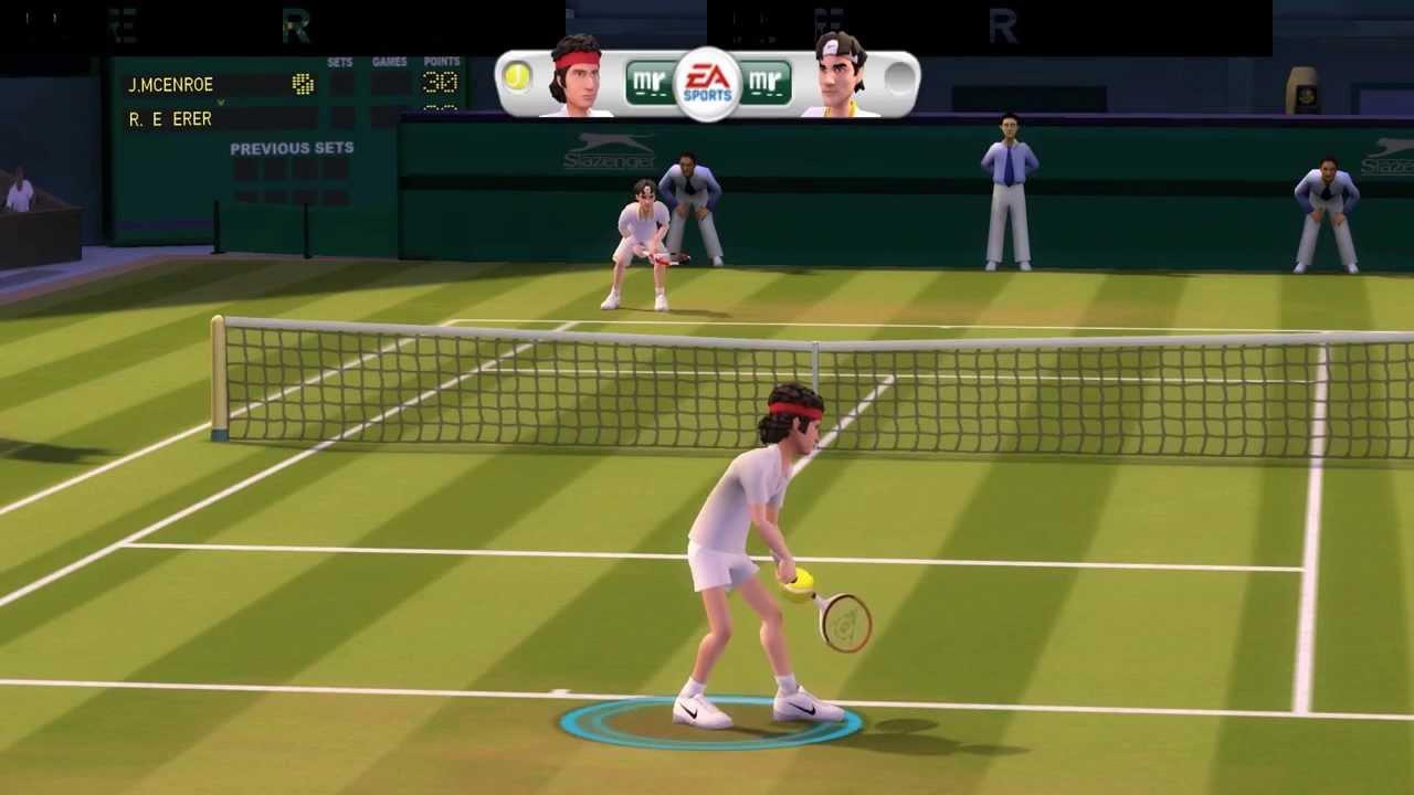 Game image Grand Slam Tennis