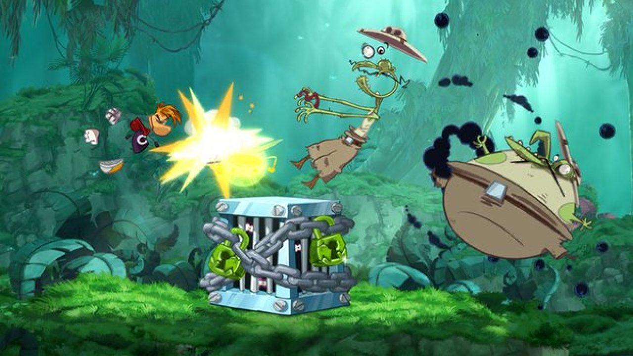 Game image Rayman Origins