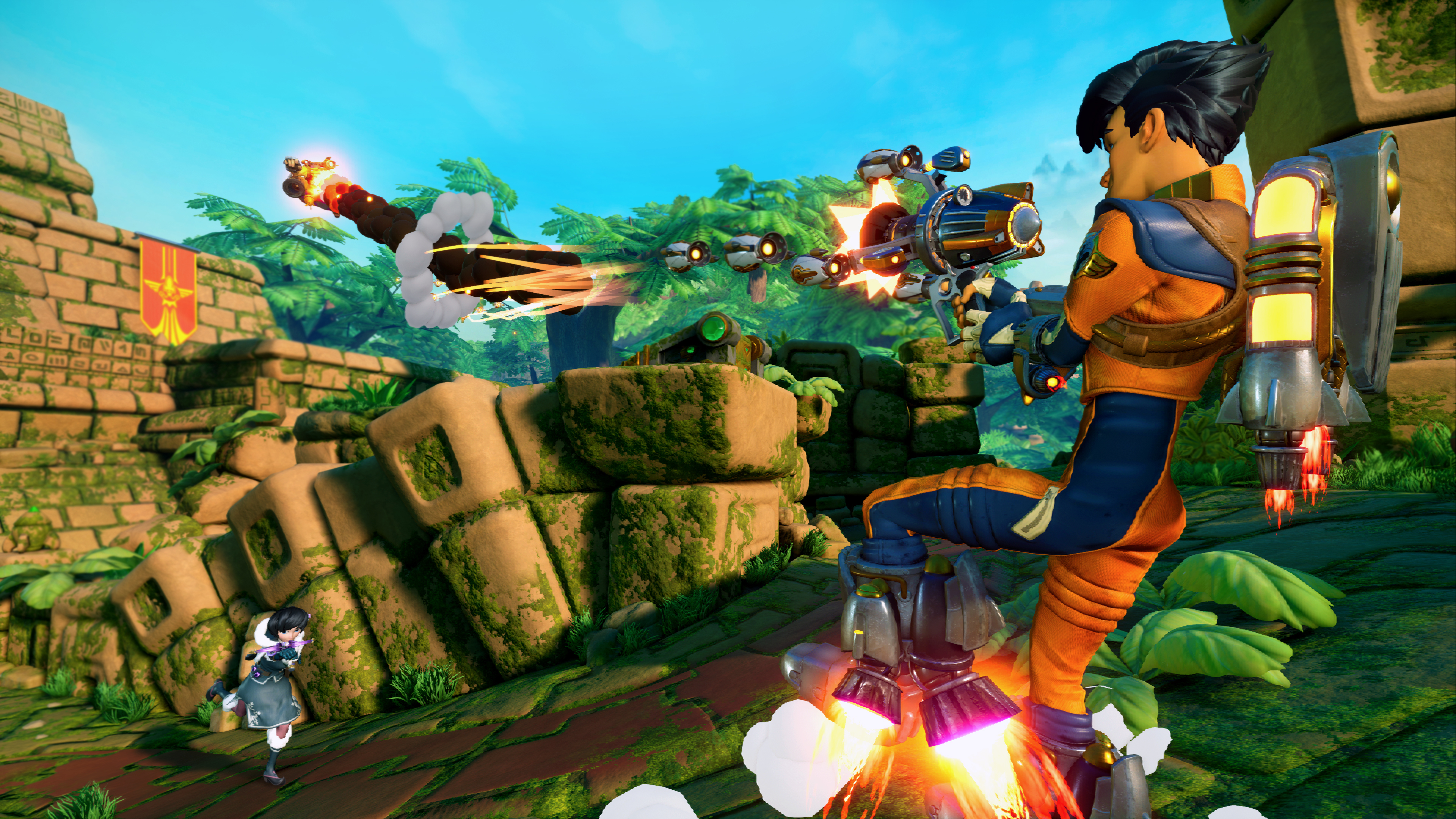 Game image Rocket Arena