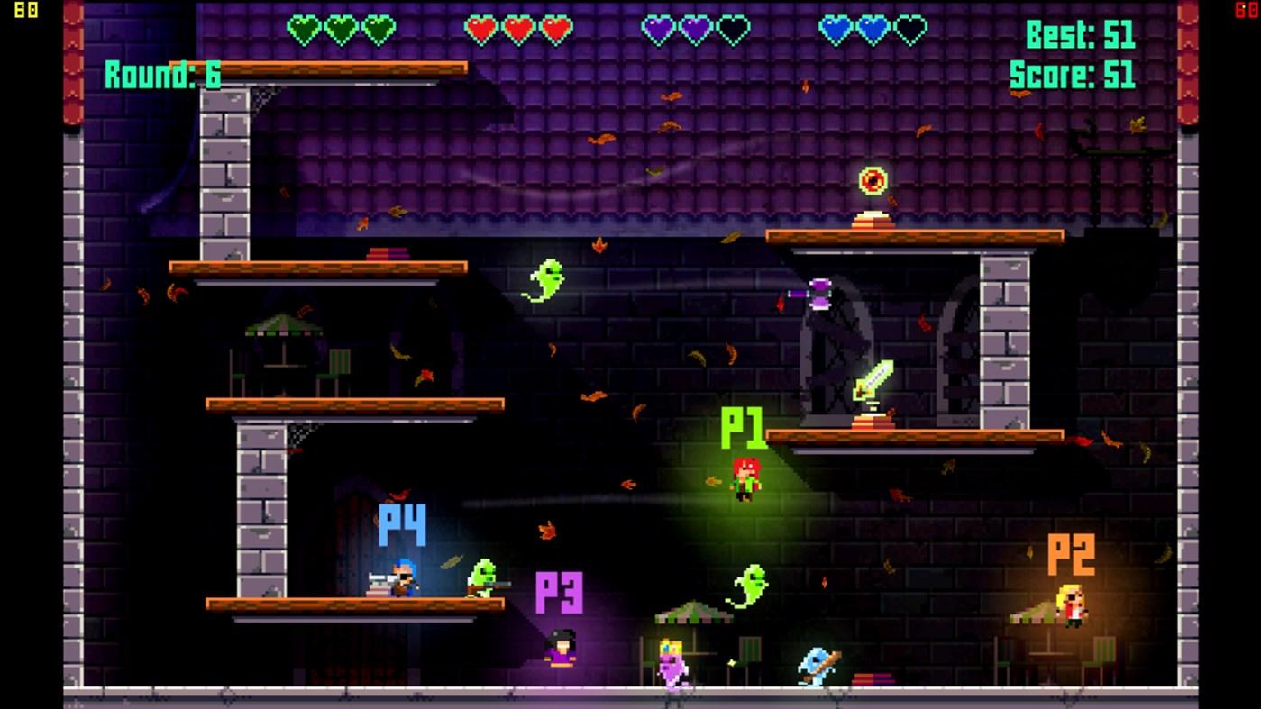 Game image Extreme Exorcism