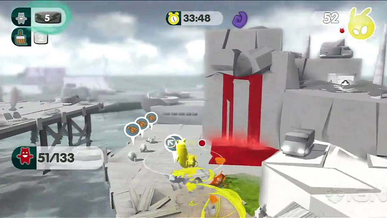 Game image De Blob 2
