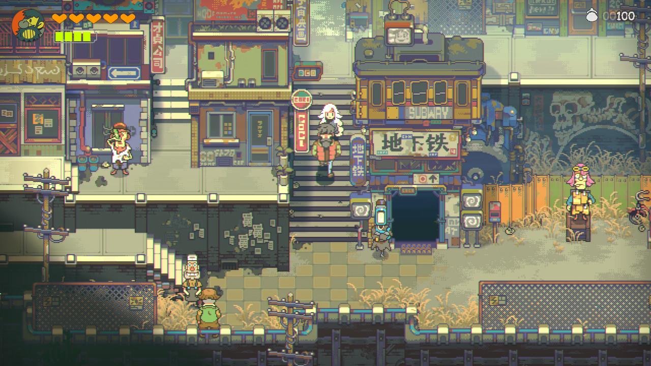 Game image Eastward