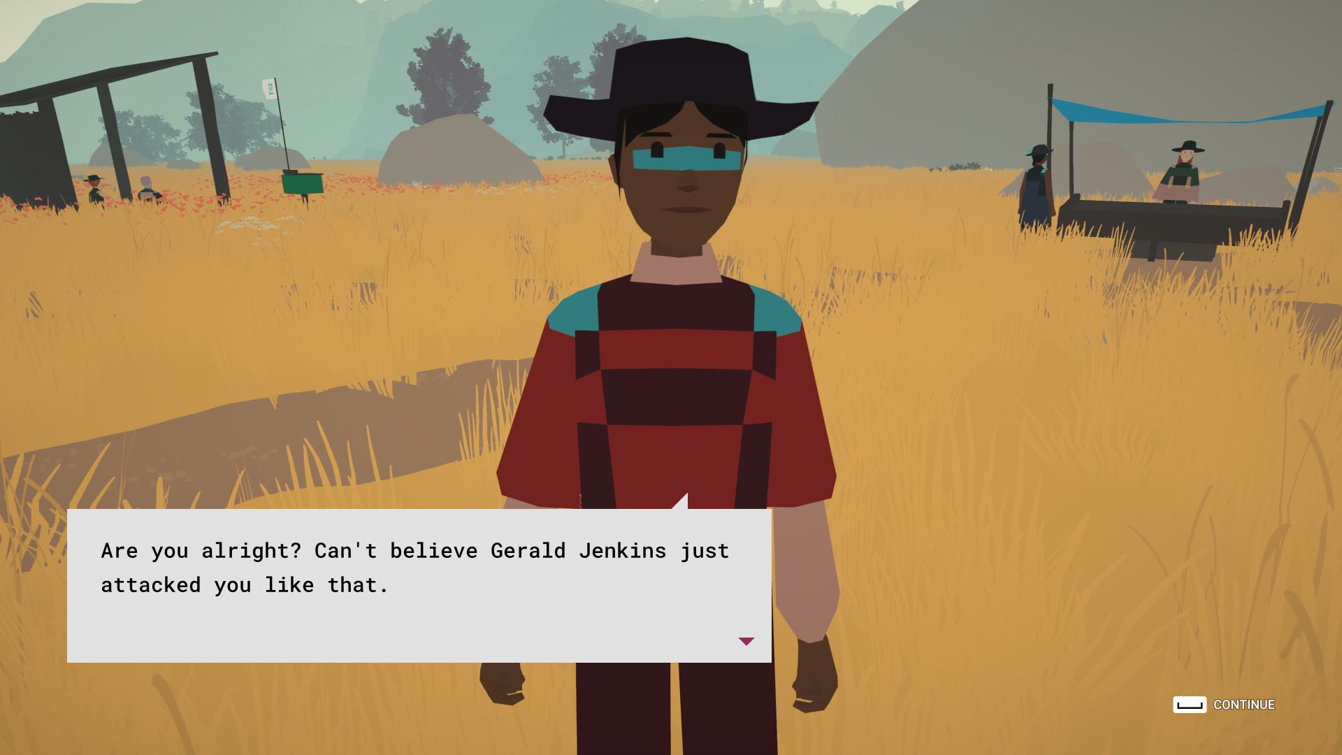 Game image Thousand Threads