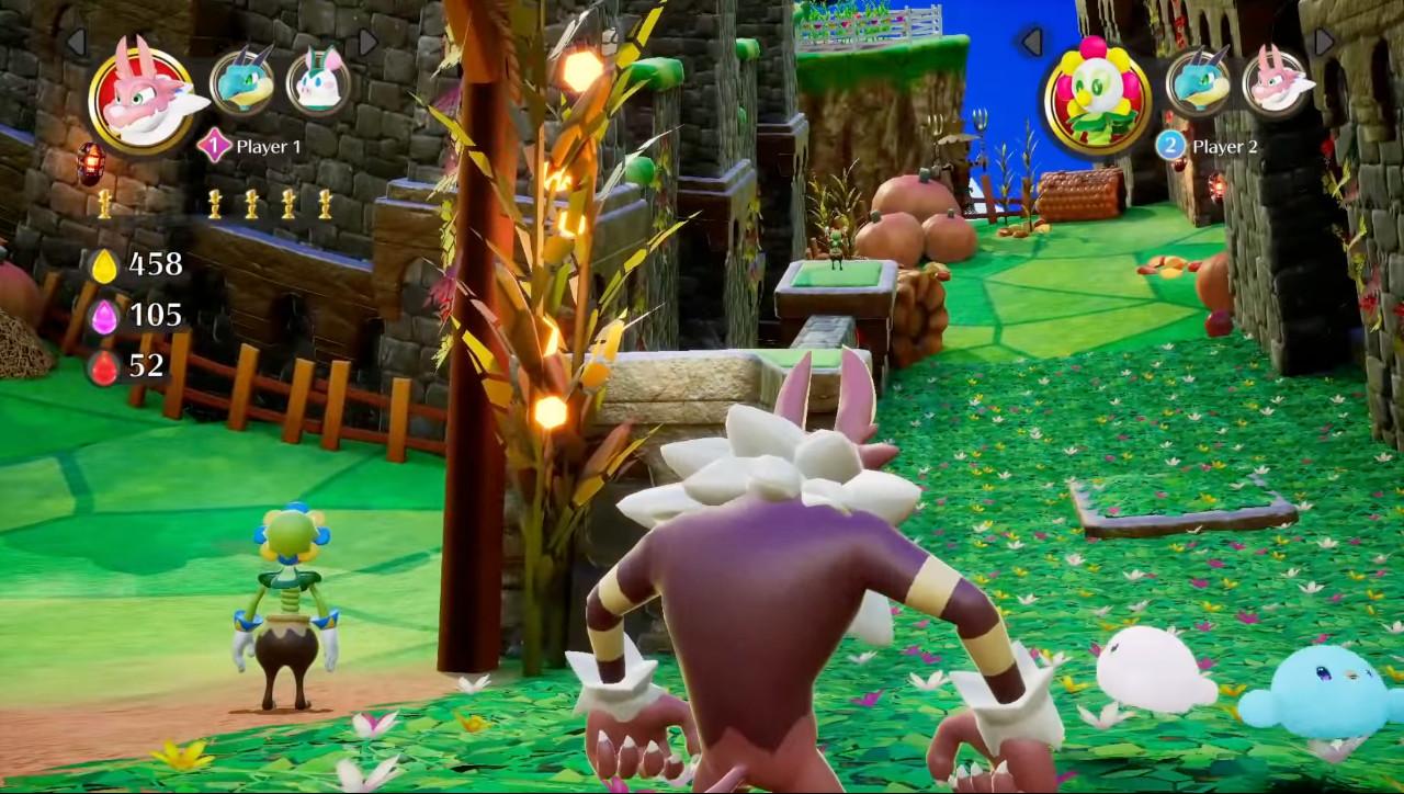 Game image Balan Wonderworld
