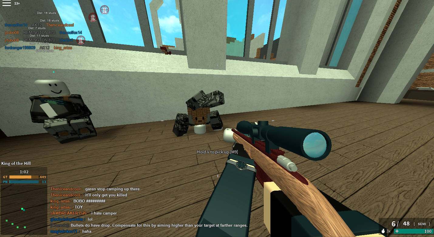 Game image Phantom Forces