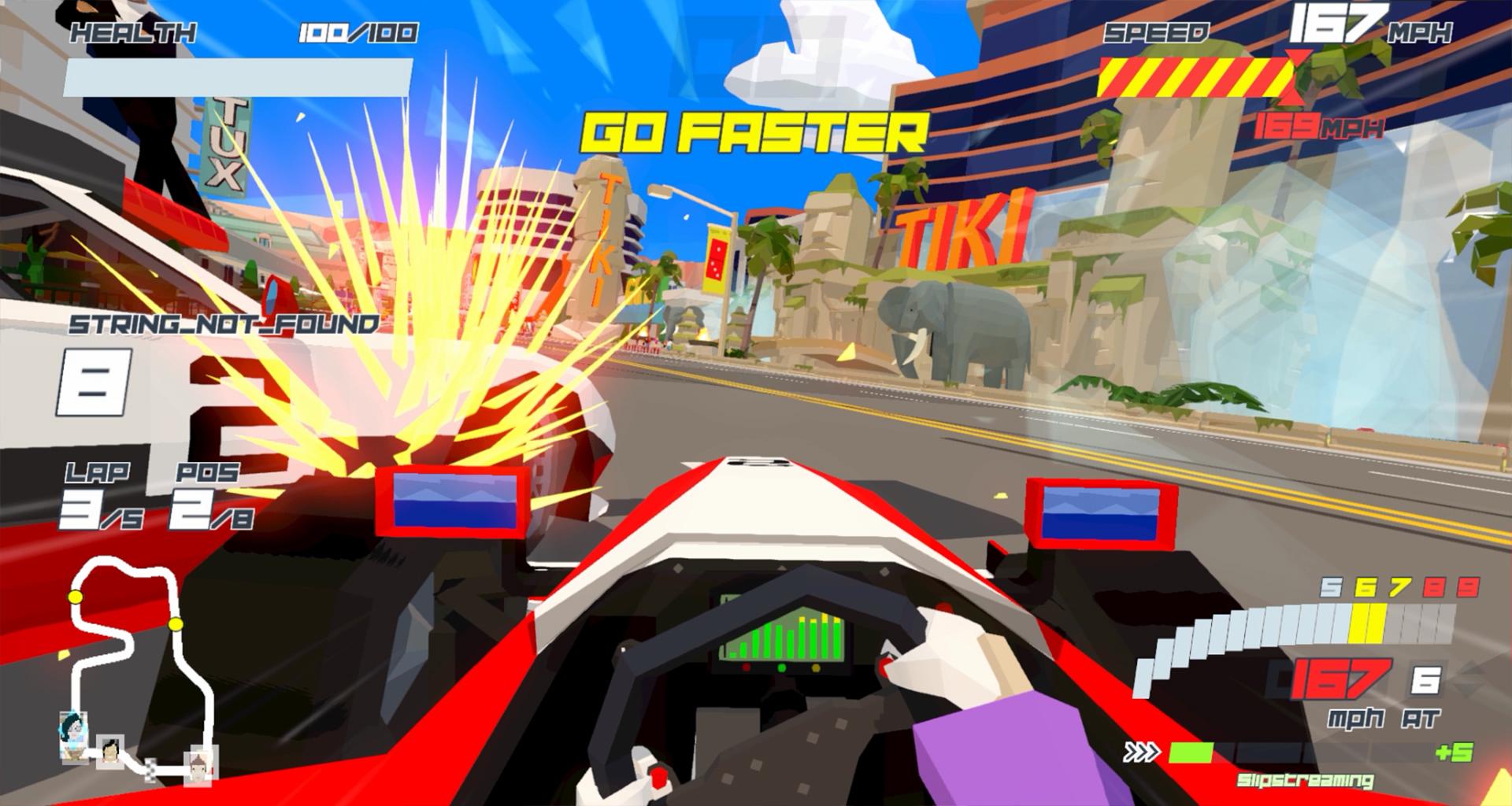 Game image Hotshot Racing