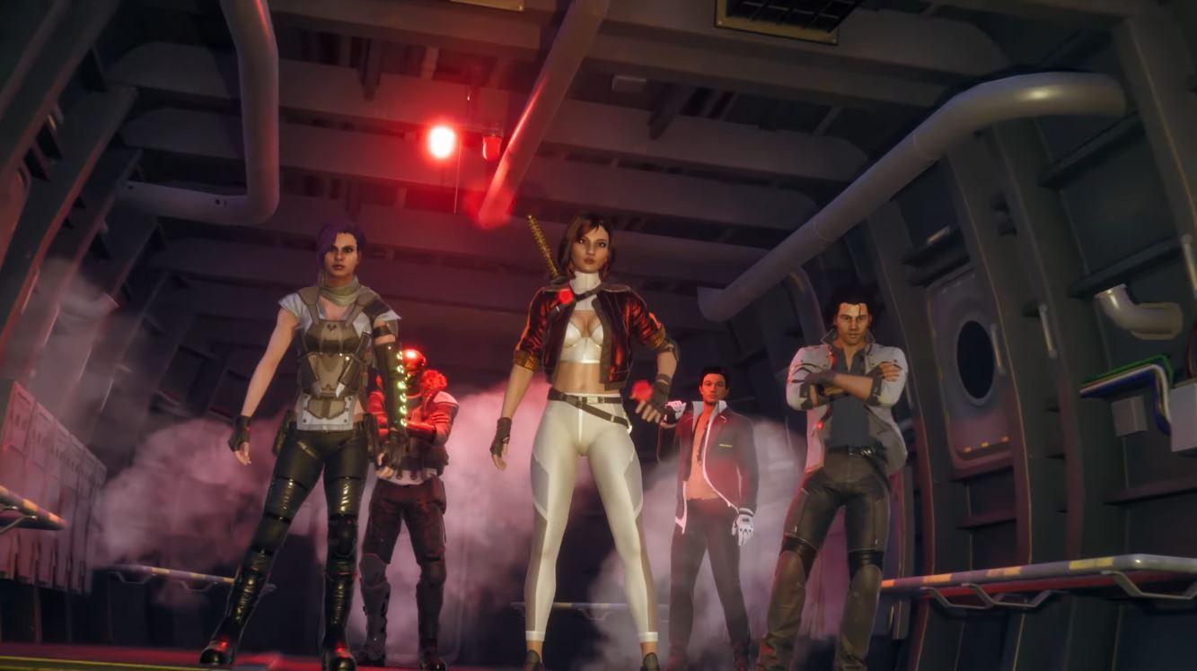 Game image Rogue Company