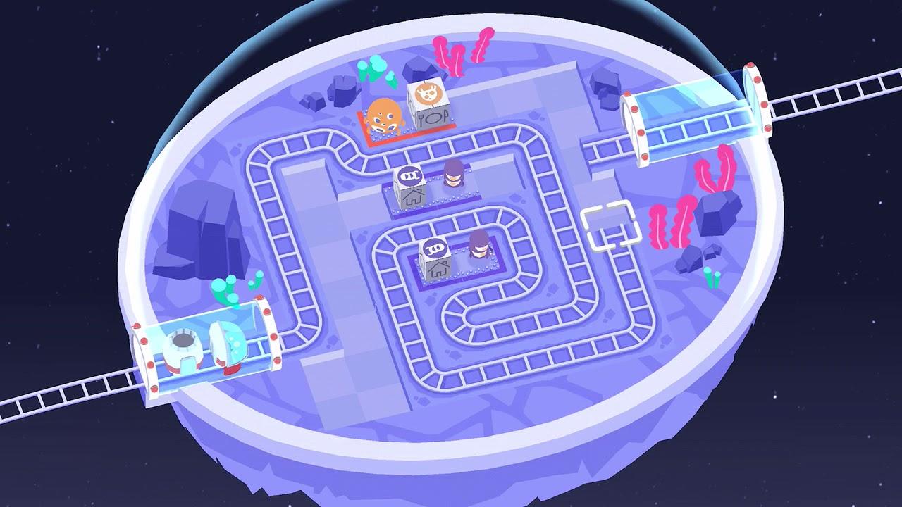 Game image Cosmic Express
