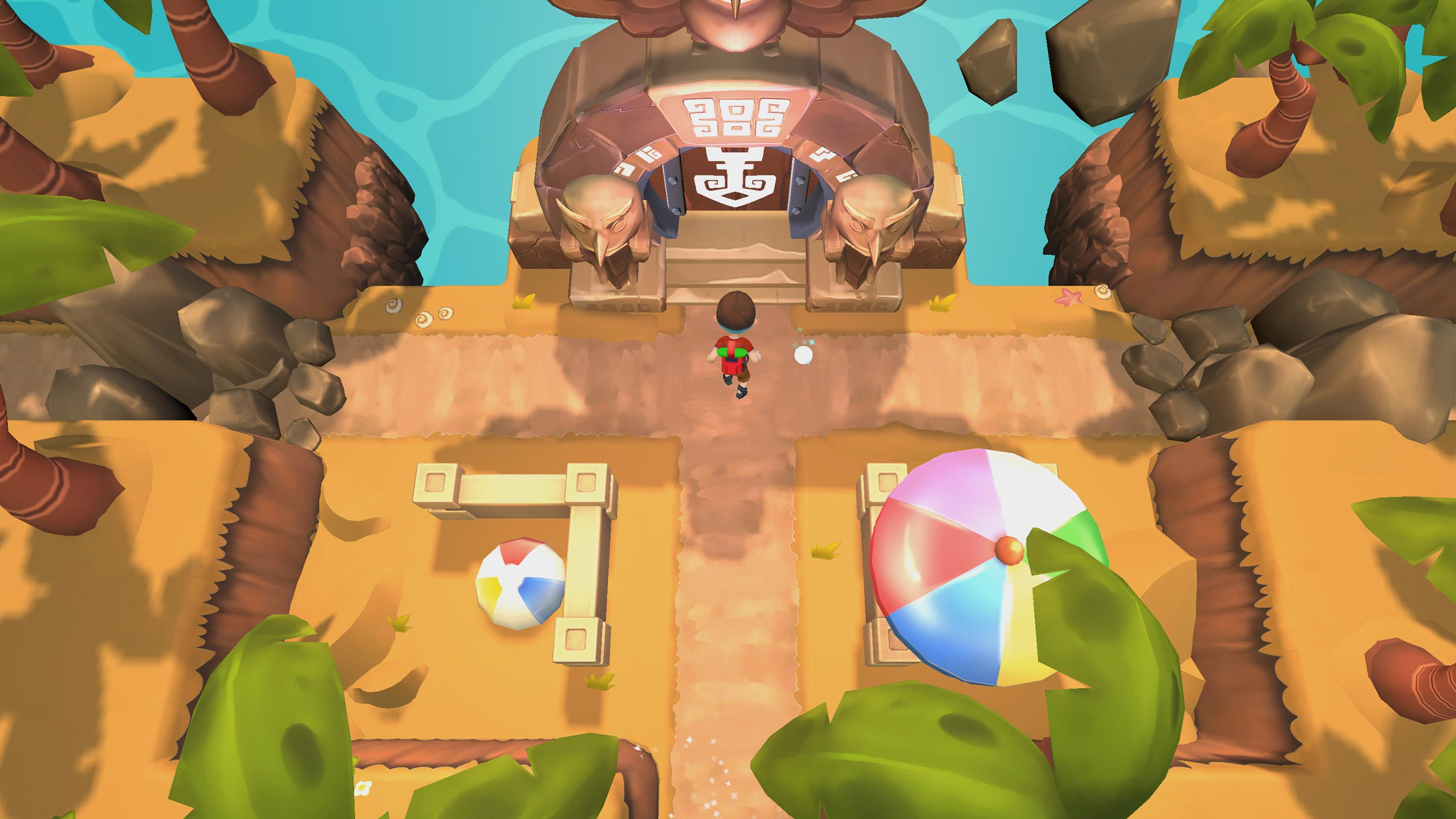 Game image Lumi Nova Tales of Courage