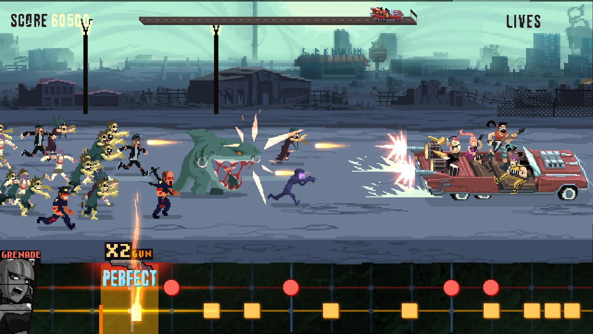 Game image Double Kick Heroes