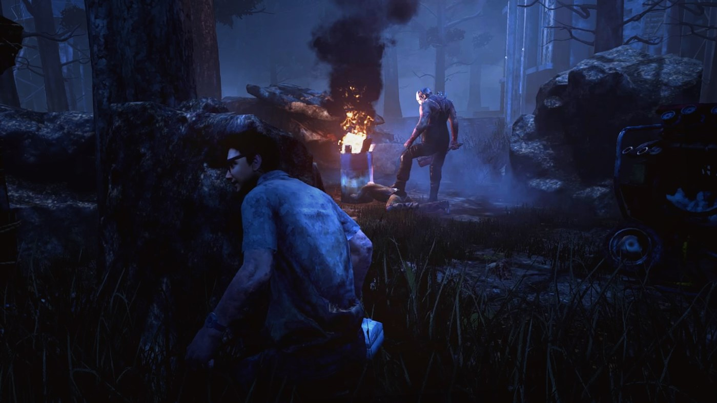 Game image Dead by Daylight