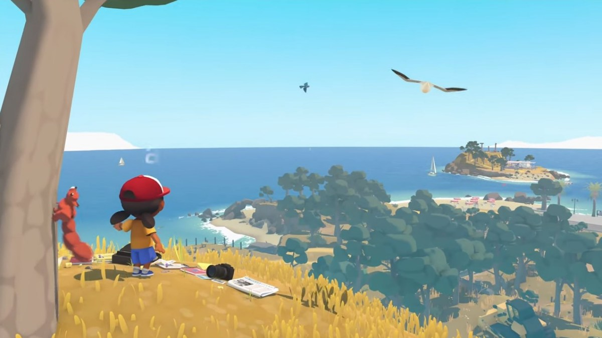 Game image Alba A Wildlife Adventure