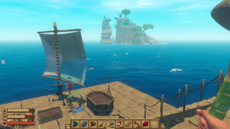 Game image Raft