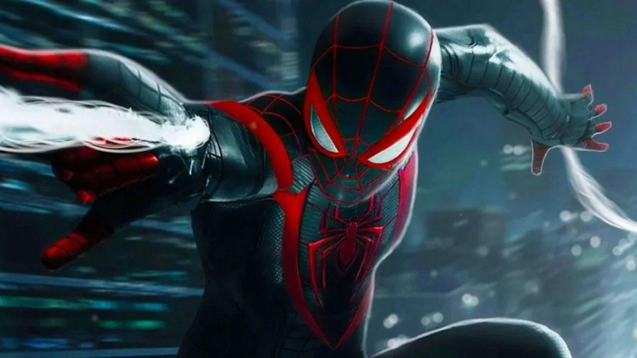 Game image Marvels SpiderMan Miles Morales