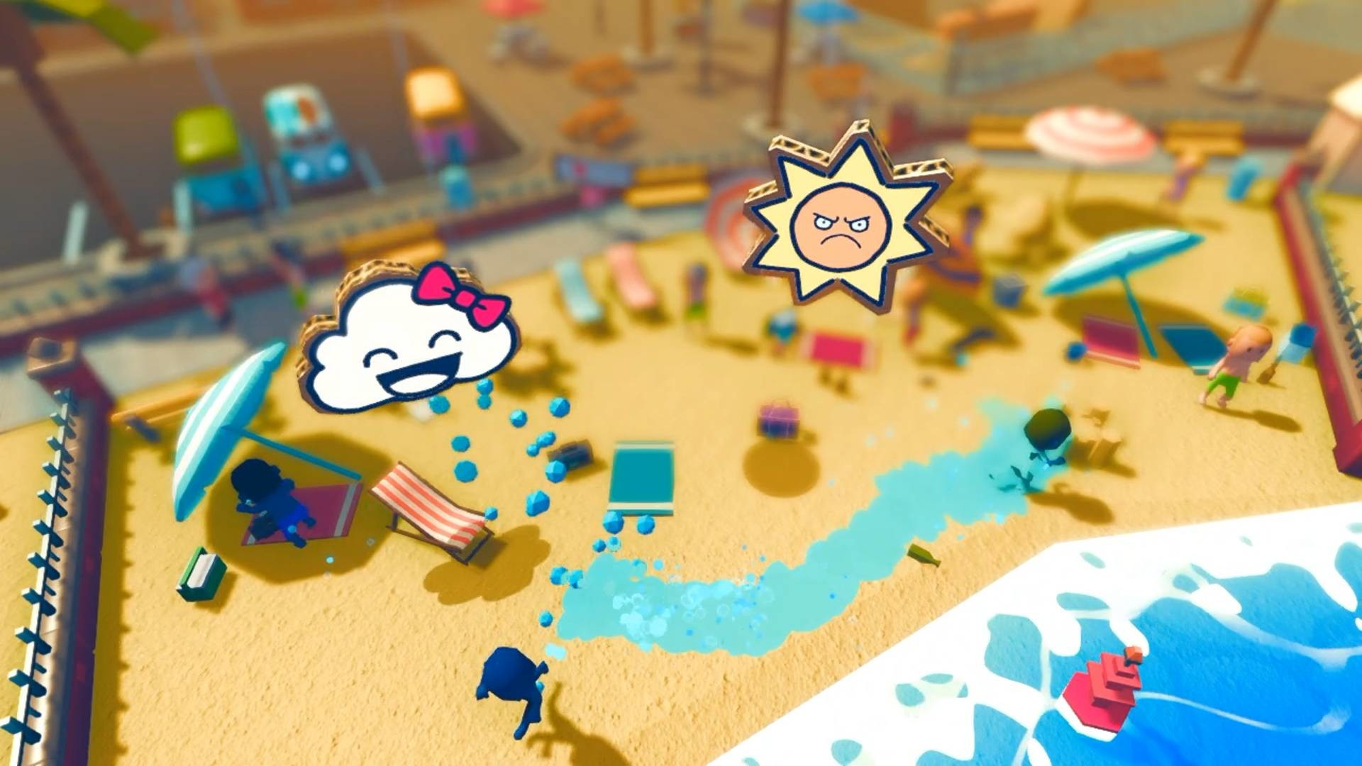 Game image Rain on Your Parade